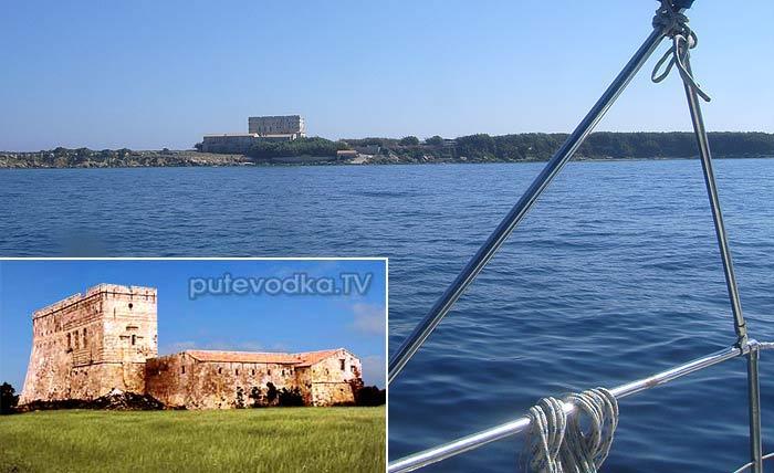 Преображенский монастырь. Основан в 1241 году византийской царевной Ириной