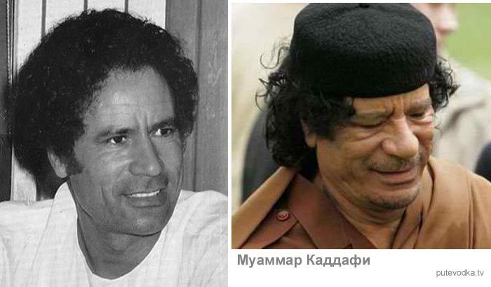 Муаммар Каддафи. Антология.