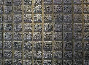 алфавит майя