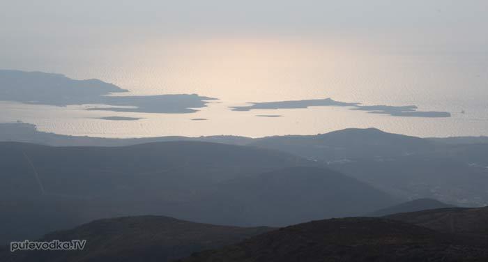 Греция. Эгейское море. Киклады. Остров Парос.