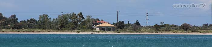 Яхта ПЕПЕЛАЦ. Греция. О. Кефалония— о. Лефкас.