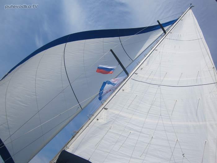 Греция. Яхта «Пепелац». Остров Лефкас— остров Керкира (Корфу).