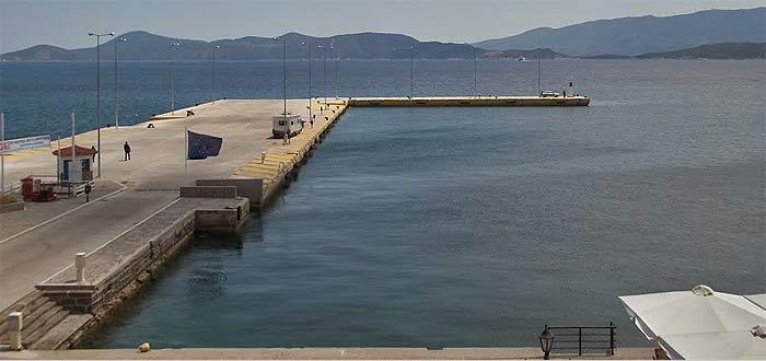 Яхта «Пепелац». Судовой журнал 2014. Греция. Пелопоннес. Мефана.