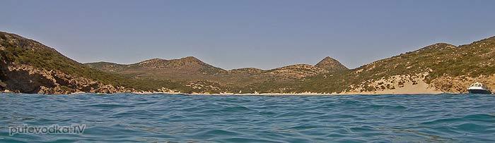 Яхта «Пепелац». Судовой журнал. Греция. Киклады. Остров Диспотико.
