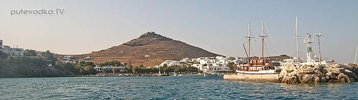 Яхта «Пепелац». Судовой журнал. Греция. Киклады. Остров Парос. Писо Ливади.