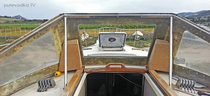Яхта ПЕПЕЛАЦ. Лето 2017г.